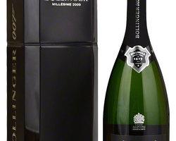 Bollinger Millesime 2009 - Edition limitée COFFRET JAMES BOND 007 SPECTRE