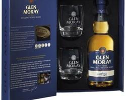 Coffret Glen Moray + 2 verres