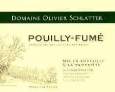 Pouilly Fumé Schlatter 2018