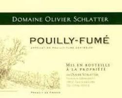 Pouilly Fumé Schlatter 2019