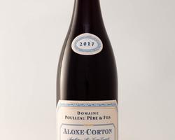 Aloxe-Corton Poulleau 2015