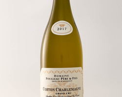 Corton Charlemagne Domaine Poulleau 2014