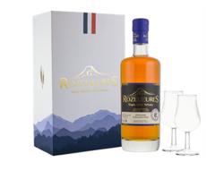 Coffret Rozelieures + 2 verres