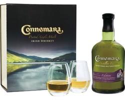 Coffret Connemara + 2 verres
