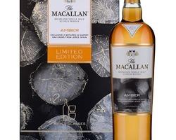 Coffret Macallan Amber + 2 verres