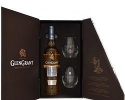 Coffret GlenGrant 12 ans + 2 verres